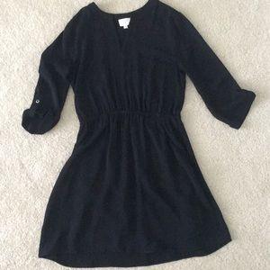 3/4 sleeves dress